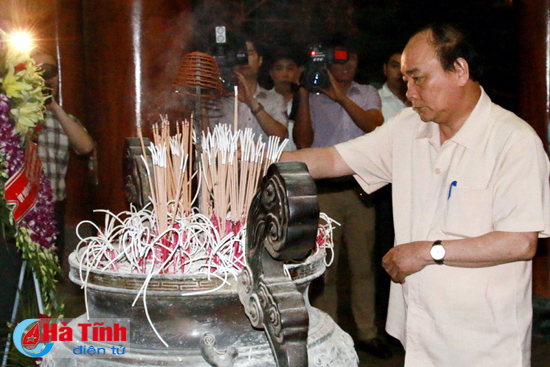 thu tuong nguyen xuan phuc dang huong tai nga ba dong loc